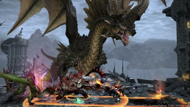 FFXIV Patch 2.55 Launches