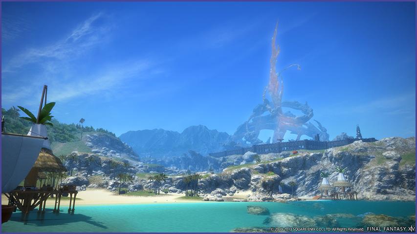 HD FFXIV Scenery Screenshots