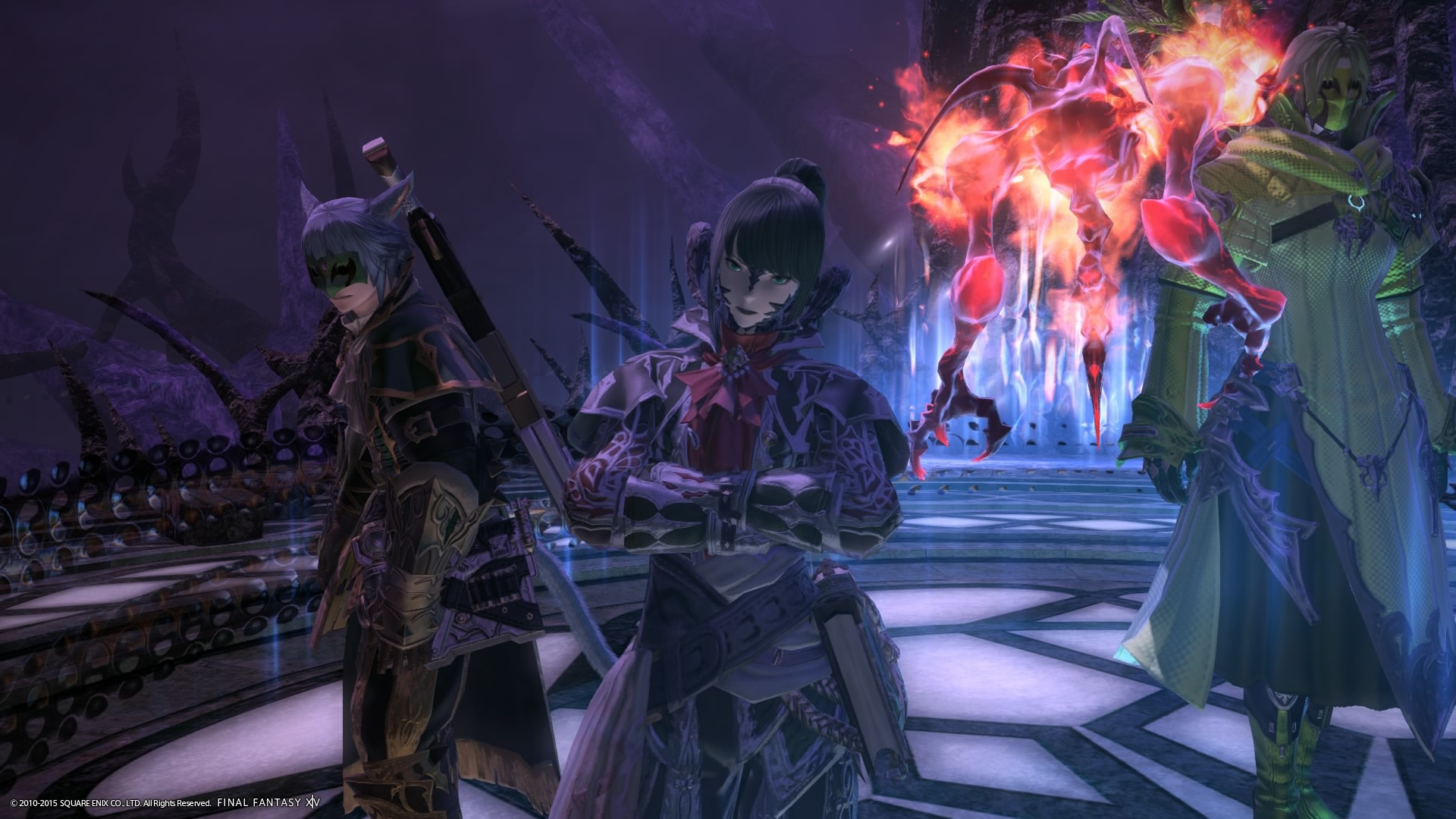Final Fantasy XIV Raid Visual Guide: Void Ark