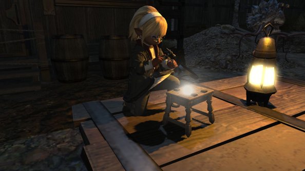 The Unique Gathering And Crafting in FFXIV