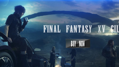 Final Fantasy XV Gil