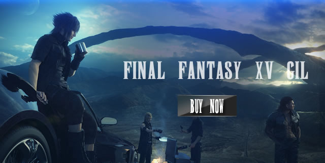 FFXIV4GIL is providing Final Fantasy XV Gil on all platforms