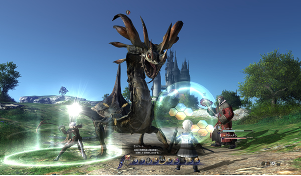 Final Fantasy XIV Nintendo Switch Version And PS4 Pro Patch