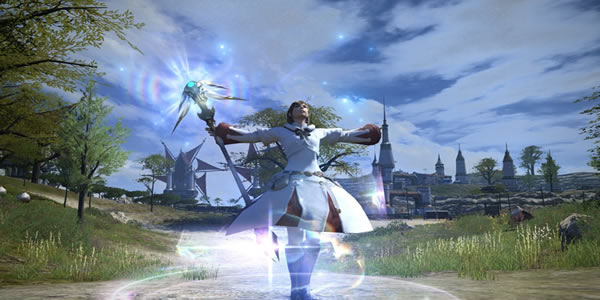 FFXIV The New Patches Are Keeping The Content Very Fresh And Exciting