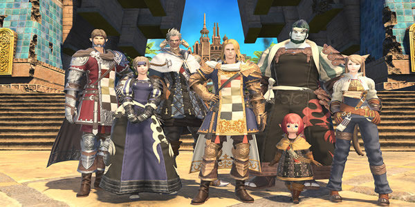 Players Have Ordered Final Fantasy XIV Gil From FFXIV4Gil Several Times