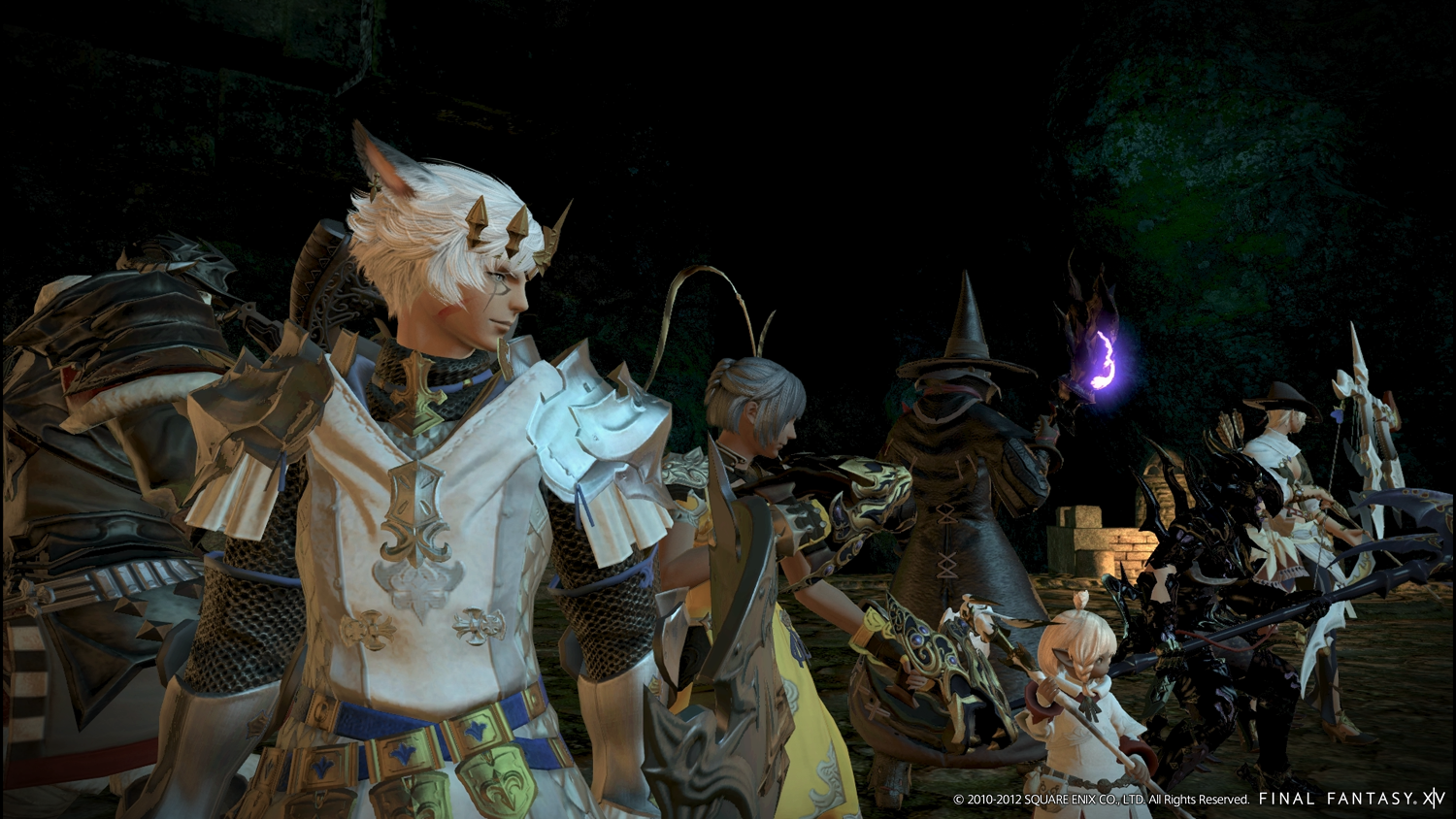 FFXIV: The Return To Ivalice 24 Man Raid Will Be Implemented