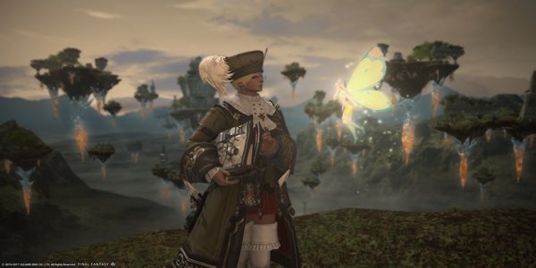 Final Fantasy XIV Catch Up With World Of Warcraft Is Just A Matter Of Time