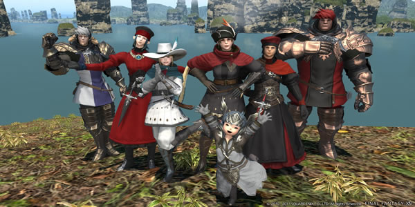 Final Fantasy XIV Rise Of A New Sun Will Be Launched On January 30