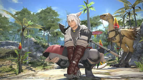 Do You Like The Class System In Final Fantasy XIV