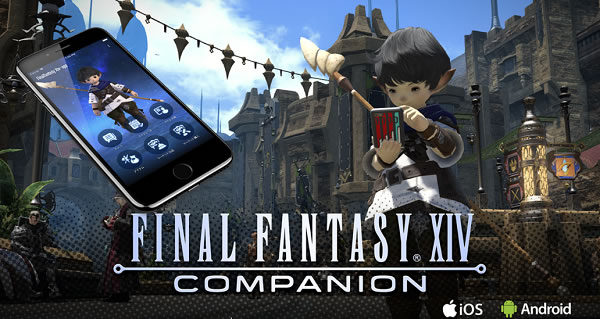 Do You Expect The New Mobile App In Final Fantasy XIV