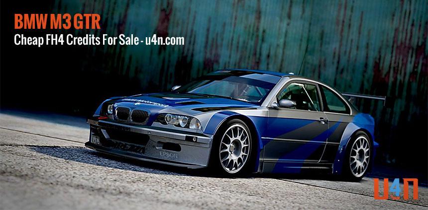 BMW M3 GTR - U4N