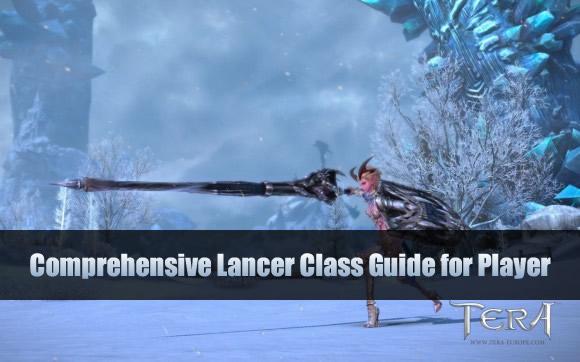 TERA Lancer Class Guide